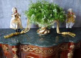 bufet w stylu ludwikowskim komoda barokowa