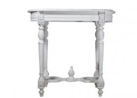 stylowa konsola prowansalska stolik przyścienny antyki24