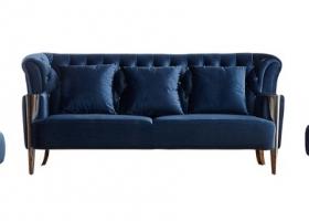 stylowa designerska sofa kanapa glamour pikowana