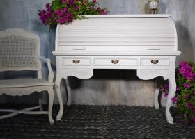 biurko prowansalskie z szufladami