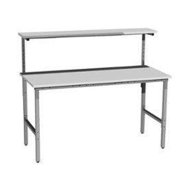 3 modułowy stół warsztatowy raconstruction z dolną półką