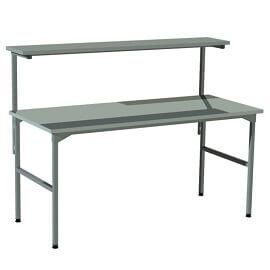 metalowy stół warsztatowy lekki raconstruction